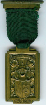 TH241 The Bi-centenary of the Grand Lodge of Scotland 1736-1936.-0