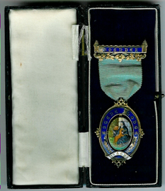 TH451-4693 Founders Jewel Astede Lodge No. 4693-0