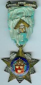 TH455-2862 PM Jewel Grant Lodge No. 2862-0