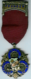 TH662-0661 Founders Jewel Unity Chapter No. 661-0