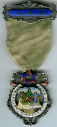 TH662-3431 Founders Jewel St. Martins Chapter No. 3431-0