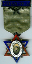 TH662-4031 Founders Jewel Radium Chapter No. 4031-0
