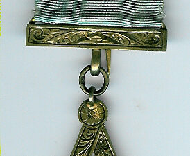 Irish Victorian Past Master's jewel-0