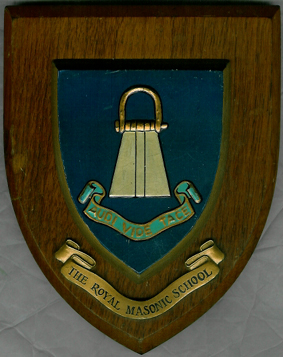 The Royal Masonic School for Boys Wall plaque-0