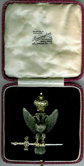 Rose Croix Victorian 33rd Degree Eagle 1870-0