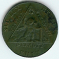 TH180 (22) The 1790 Sketchley Masonic Token-0