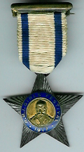 TH271 Royal Masonic Institution for Girls 1917 Stewards jewel.-0