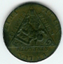 TH180 (07) The 1790 Sketchley Masonic Token. -0