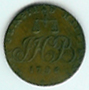 TH185 The 1795 East Grinstead Masonic Token-0