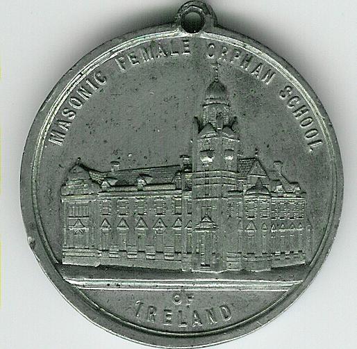 TH142A 1892 The Centenary of the Masonic Female Orphan School Dublin-0