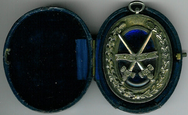 TH583a VICTORIAN PAST DEPUTY GRAND SWORD BEARER. THE VANE-STOW JEWEL.-0