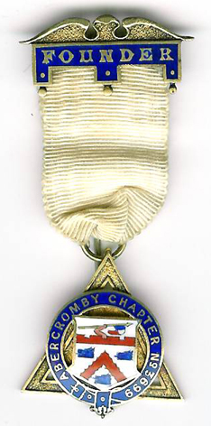 TH662-3699 Founders Jewel Abercromby Chapter No. 3699 silver.-0