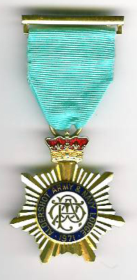TH423 Members Jewel for Aldershot Army and Navy Lodge No. 1971.-0