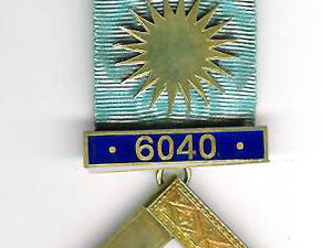 TH570-6040 First Acting IPM for Sun Lodge No. 6040-0
