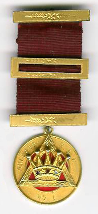 Australia Royal Arch Chapter No. 1 Adelaide PZ Jewel-0