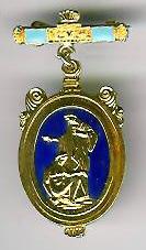 TH348f Royal Masonic Hospital Governor's jewel.-0