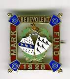 TH719-1928 Mark Benevolent Fund stewards jewel-0