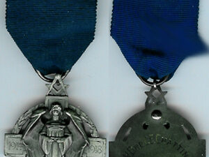 TH231a-1706 Scarce Masonic Million Memorial Fund jewel Lodge No. 1706.-0