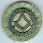 TH423 Original Member's Jewel for Swatow Lodge No. 3705 Hong Kong-0