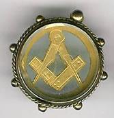 TH71 The Birmingham Symbolic watchcase gold Jewel. -0