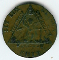 TH180 (13) The 1790 Sketchley Masonic Token. -0