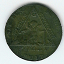 TH180 (20) The 1790 Sketchley Masonic Token. -0