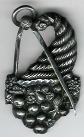 TH43a Late Georgian/early Victorian stewards collar jewel.-0