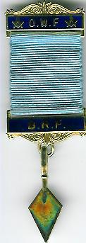 The O.W.F. Charity Jewel B.R.F.-0