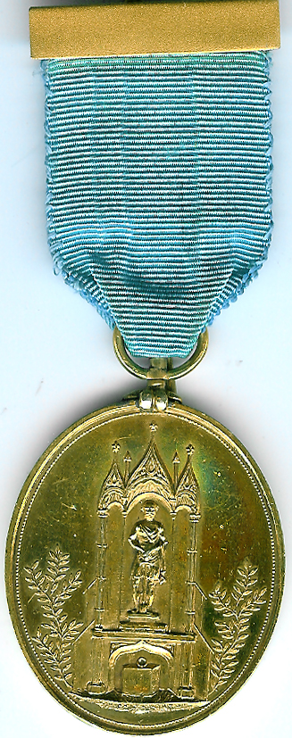 TH511 The Pre-Regulation Centenary jewel for St. Albans Lodge No. 29-0