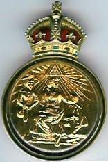 TH301c 1830 Duke of Sussex Charity Jewel with special Prince of Wales Crown (Type A)-0