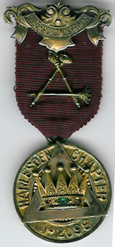 TH659-2098 Harlesden Chapter No. 2098 PZ jewel-0