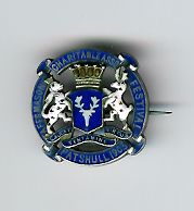 TH326a The ladies jewel for the 1903 Staffordshire Masonic Charity Festival.-0