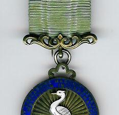 TH328 The 1910 East Lancashire Masonic Benevolent Institution silver Stewards jewel-0