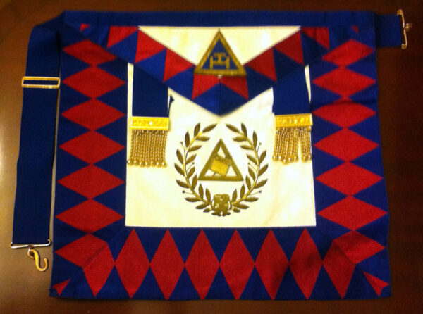 Royal Arch Deputy Grand Registrar's Apron By Toye Kenning & Spencer-1202