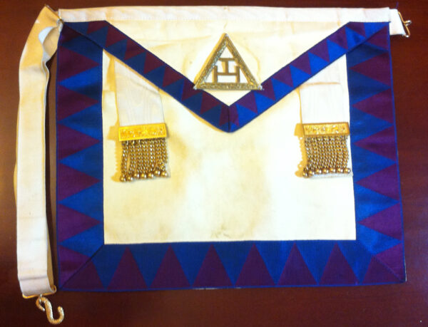 Royal Arch Companion's Lambskin Apron -0