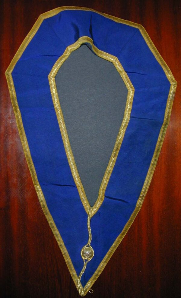 London Grand Rank / Provincial Grand Lodge Dress Collar-0