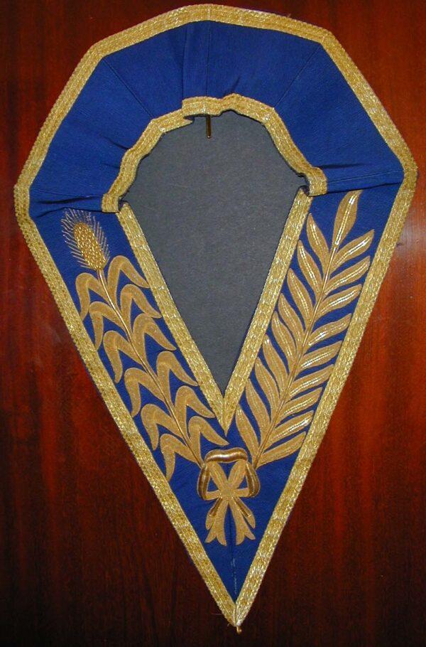 Grand Officer's Craft Dress Collar-0