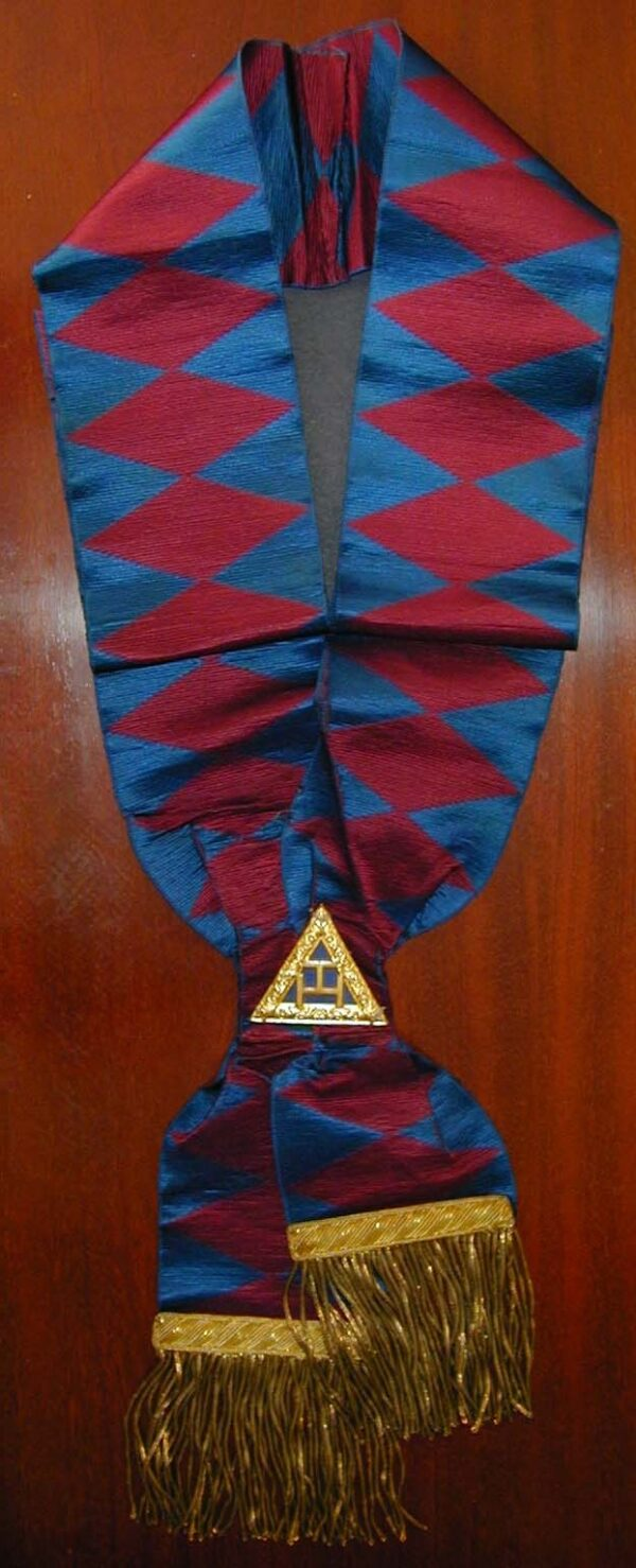 Royal Arch London Grand or Provincial Sash-0