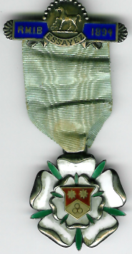 TH276 Royal Masonic Institution for Boys 1894 Stewards jewel-0