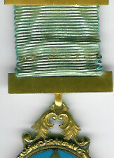 1860c An extremely rare early Victorian Scottish Past Masters Jewel.-0