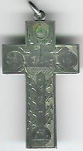 A very early Masonic Knights Templar Cross-0