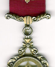 TH604A 1810c Georgian double sided Royal Arch Member's jewel.-0