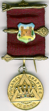 TH659-3859 PZ jewel for Vigilance Chapter No. 3859-0
