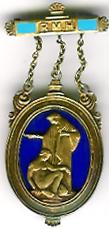TH348b The Royal Masonic Hospital silver-gilt Governor's jewel.-0