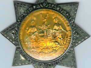 The 1885 Ancient Order of the Foresters jewel-0