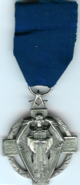 TH231-C1414 The Masonic Million Memorial Fund jewel from Knole Chapter No. 1414.-0