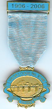 TH570-3146 The 50th Anniversary jewel for Varga Lodge No. 3146-0