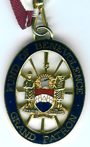 TH740 The Mark Grand Patron's jewel from the Fund of Benevolence-0