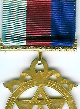 TH602a (a) A beautiful large late Georgian or Early Victorian Royal Arch member's jewel-0