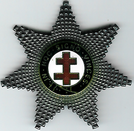The Knights Templar Knights Preceptor's Star jewel-0